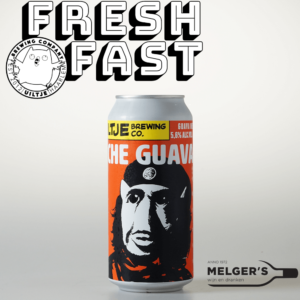 uiltje fresh n fast che guava new england ipa neipa blik 44cl