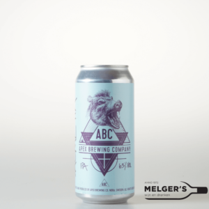 apex brewing company abc acme ipa india pale ale blik 44cl