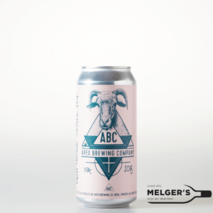 apex brewing company abc ddh double dry hopped mosaic single hop ipa indias pale ale blik 44cl