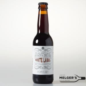 brouwerij emelisse white barley wine old smokey moonshine barrel aged 33cl