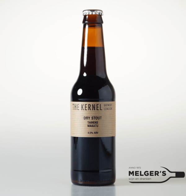 the kernel brewery london dry stout taiheke wakatu 33cl