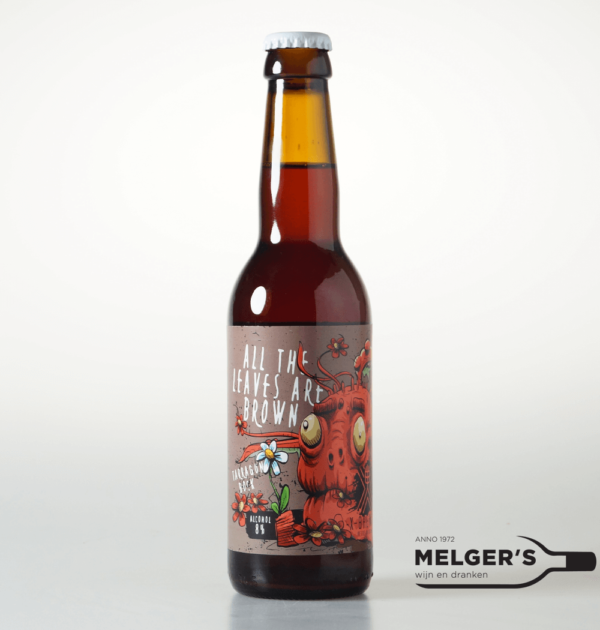 x-brewing all the leaves are brown terragon bock 33cl