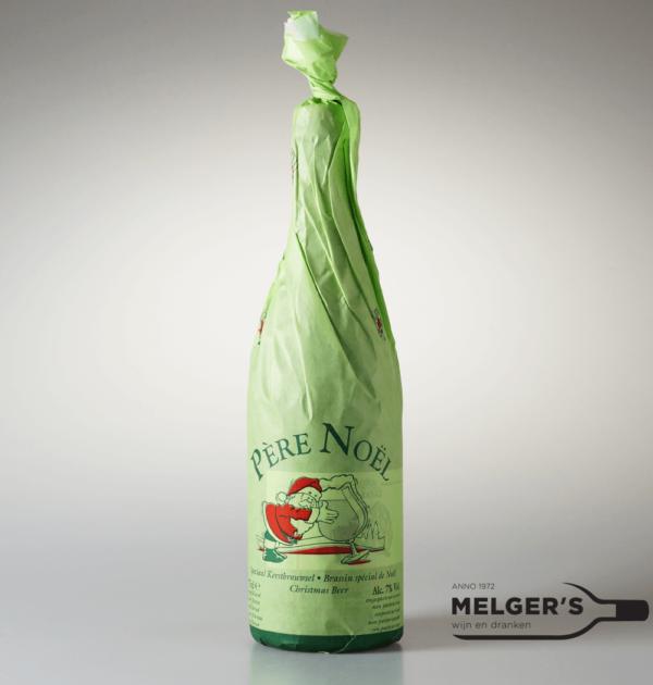 brouwerij de ranke pere noel speciaal kerstbrouwsel 75cl